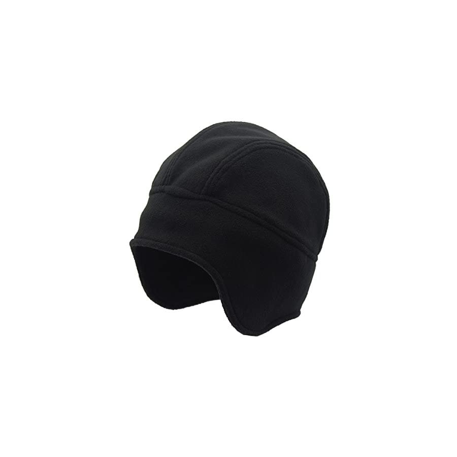 SamiTime Outdoor Winter Warm Skull Cap Windproof Fleece Earflap Hat Runner Cap
