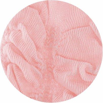 Huggalugs Girls Ballet Pink Legruffle Legwarmers,regular - 6 months to 8 years by Huggalugs
