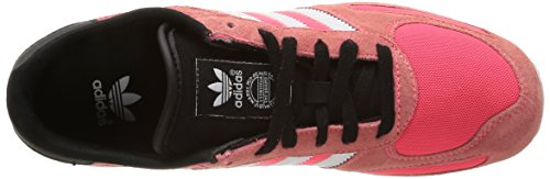 Flash Red Kids' LA Trainer S15 Running adidas Shoes S15 Rot Unisex Ftwr Flash Red Red White 68TqUTtx