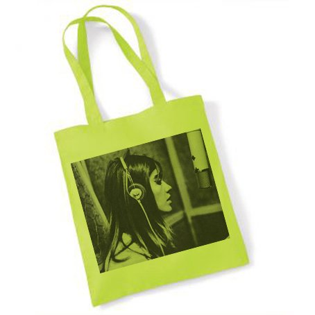 Tela Company Bolso Para Verde Mujer De Magazine Vintage 7qI5x