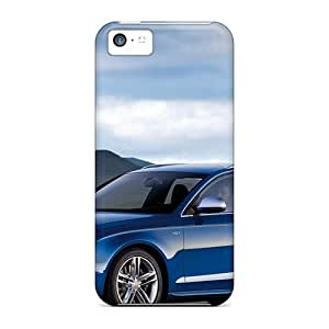 LJF phone case High Quality LBcDyAo2219ENNdg Audi S4 Avant 2009 Tpu Case For iphone 4/4s