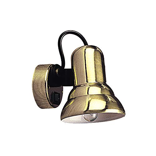 Sea-Dog Brass Swivel Berth Light [400420-1] ()