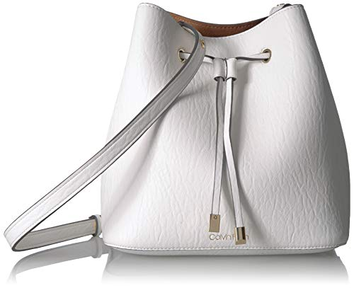 Calvin Klein Sonoma Bubble Lamb Novelty Drawstring Hobo, ()
