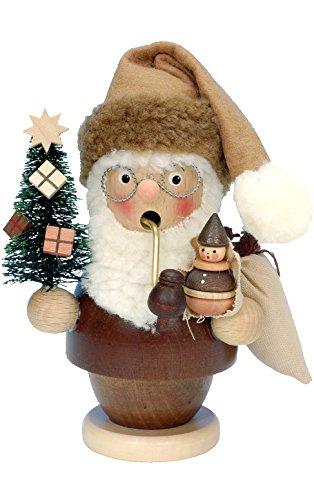 "1-531 - Christian Ulbricht Incense Burner - Santa - 5.5""""H x 4""""W x 3""""D"
