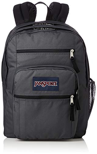 JanSport Big Student Classics Series Backpack - Forge Grey ()