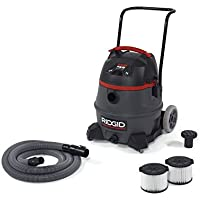 Ridgid 50373 RV3410 Smart Pulse Wet/Dry Vacuum, 14 gal, Red