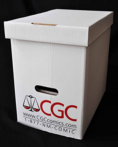 cgc-pgx-graded-magazine-storage-box-official-authorized-measures-15-1-4-x-9-7-8-x-14-case-of-5-boxes
