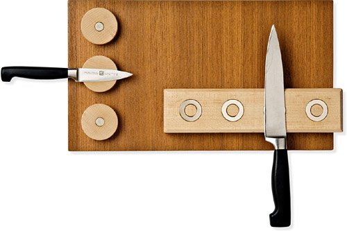 Magnetic Knife Holder by Shaker Workshops
