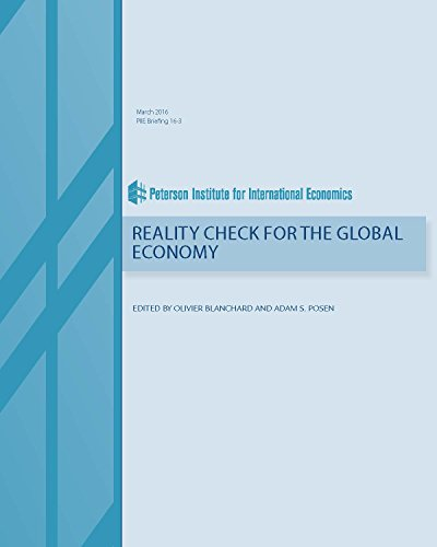 Reality Check for the Global Economy
