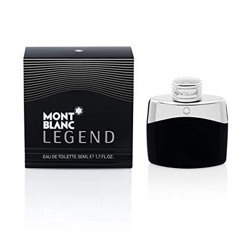 MONTBLANC Legend Eau de Toilette, 1.7 Fl Oz (Mont Blanc Legend Eau De Toilette Spray)