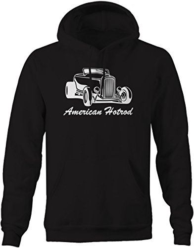 - American Hotrod Roadster 1930's 40's 50's Chevy Ford Custom Sweatshirt - 3XL