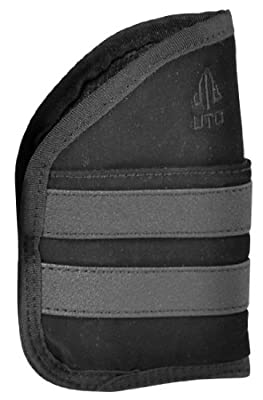 "UTG 3.9"" Ambidextrous Pocket Holster"
