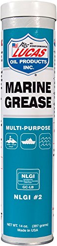 Down 30 Spline - Lucas Oil 10320 Marine Grease; Multi-Purpose;14 Ounce