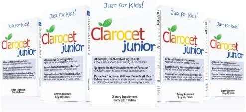 Clarocet Junior - Complete Package (Six Months)
