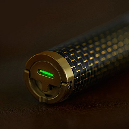 Lumintop Duck Brass XP-L HD 600LM 6Modes Mini LED Flashlight With Tritium by LEEPRA (Image #7)