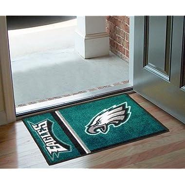 Team Fan Gear Fanmats Philadelphia Eagles Starter Rug 20 x30  NFL-8246