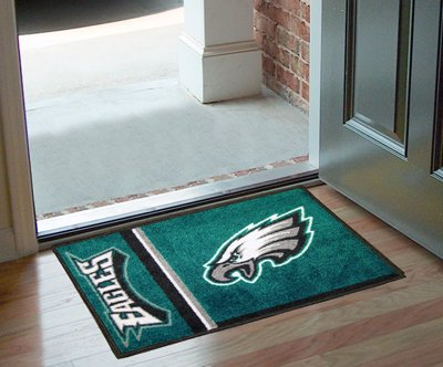 Philadelphia Eagles Nfl Starter (Team Fan Gear Fanmats Philadelphia Eagles Starter Rug 20