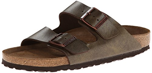 Birkenstock Arizona Womens Leather Slides