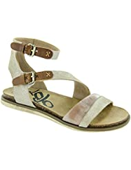 OTBT Womens March Strappy Sandal