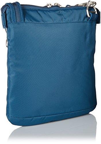 Citysafe Cs50 Azulado Nero Traversa Borsa Pacsafe Verde Antifurto fHqnT6wx