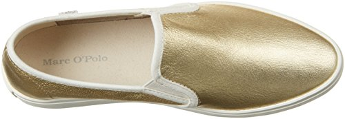 Oro Marc Sneaker gold Sneaker Basse Donna O'polo 70213943502110 YOSqrw1Y