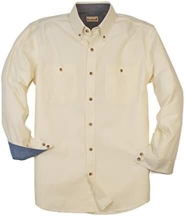 Backpacker Men's Wrinkle Free Rip Stop Shirt