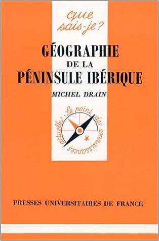 Read Géographie de la péninsule ibérique pdf, epub ebook