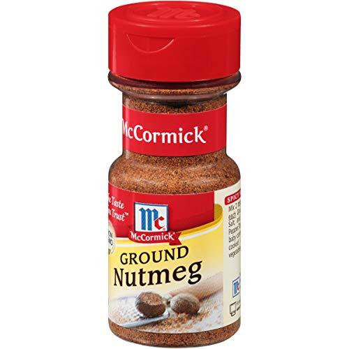 McCormick Ground Nutmeg, 2 oz (Nutmeg Spice)