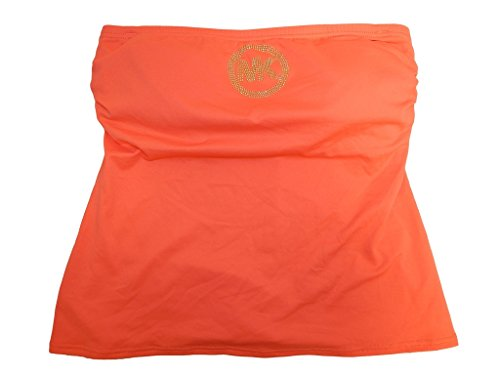 Michael Kors Logo Bandini Top Hot Coral ()