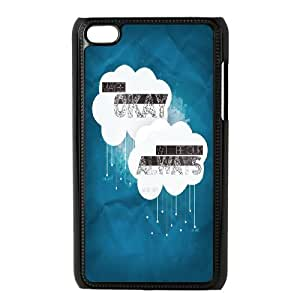 Unique Design -ZE-MIN PHONE CASE FOR IPod Touch 4th -The Fault In Our Stars (Extended) Pattern 11