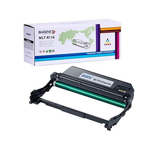 BAISINE Compatible for Samsung MLT-R116 MLTR116 SL-M2825DW Drum Unit for Xpress SL-M2835DW SL-M2825DW SL-M2885FW SL-M2875FD SL-M2625D SL-M2625 SL-M2875FW SL-M2825FD- 9,000 Pages (1 x MLT-R116 Drum)