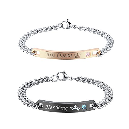 Romantic Matching Bracelets!