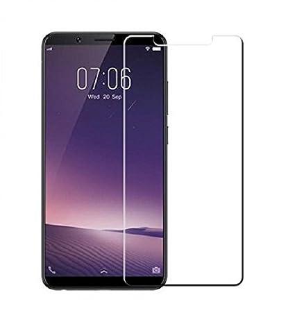 buy online 13ab9 32dca LOFAD CASE Tempered Glass For Vivo V7 Plus