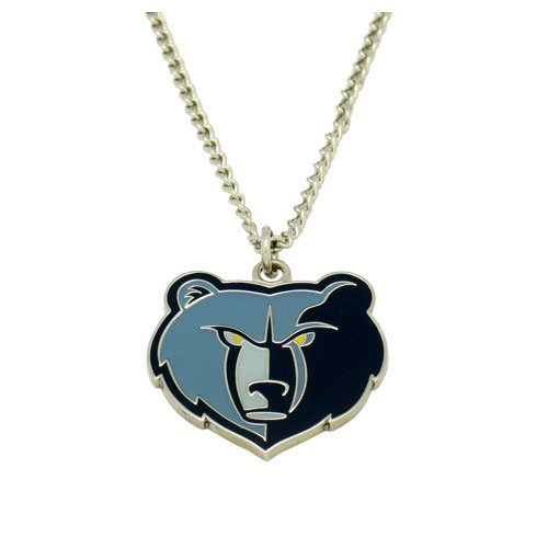 (NBA Memphis Grizzlies Team Logo Necklace)