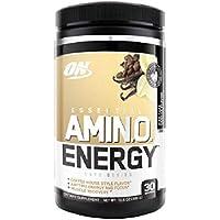 Optimum Nutrition Amino Energy, Café Vainilla, 300 gr