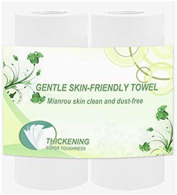 MaOjie Lot de 4 rouleaux de papier pour toilettes salle de bain /épaississant doux et respectueux de la peau