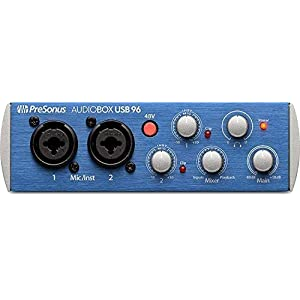 PreSonus AudioBox USB 96 2×2 Audio Inter...