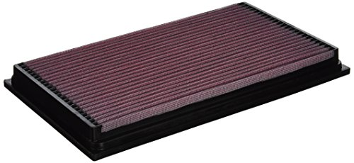 K&N 33-2190 High Performance Replacement Air Filter by K&N