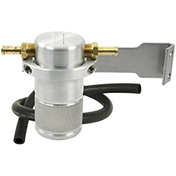 Moroso 85602 Air and Oil Separator for Cadillac CTS-V