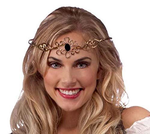 Elven Queen Costumes - Forum Novelties Women's Medieval Crown Headpiece