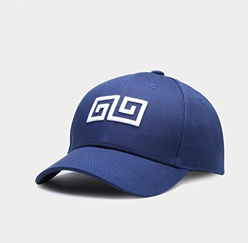 Image Unavailable. Image not available for. Color  Outdoor Ladies Hat  Korean Embroidery Men s Baseball Cap Cotton ... 2efa16771bf4
