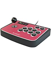 Lioncast Arcade Fighting Stick Rojo, Azul & Negro