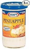 Kraft Pineapple Cheese Spread 5 Oz (Pack of 12)