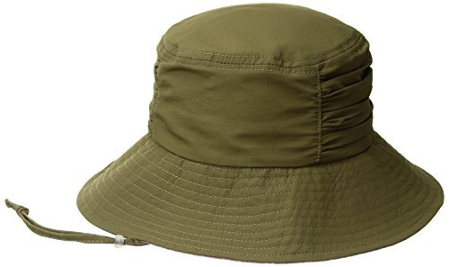 Pistil Dover Sun Hat, Olive, One Size (Dover 1)