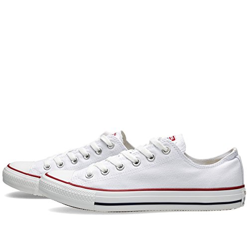 Converse Chuck Taylor All Star OX de temporada del hombre Opticalwhite