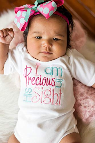 (Personalized Girls Take Home Outfit with Hairbow)