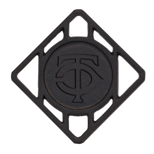 MLB Minnesota Twins Logo BBQ Meat Brander by Pangea