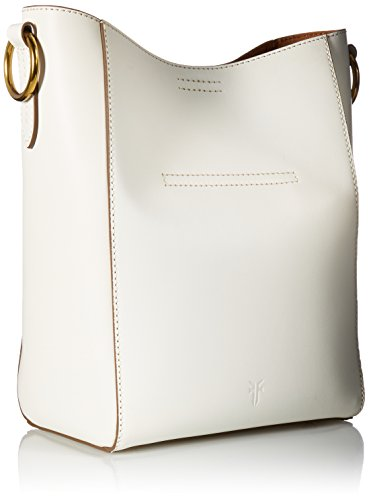 Harness Off Bucket White FRYE Leather Hobo Handbag vwqqRda