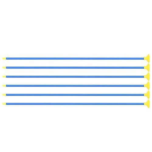 Los niños succionan flechas Reemplazo Flechas de ventosa para tiro con arco Arco Juvenil Deportes al aire libre Juego de...
