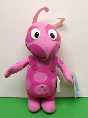 Nickelodeon's Backyardigans UNIQUA the Pink 8